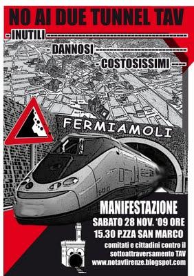 manifestazione 28 Novembre